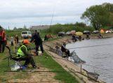 Per Žolinę – žvejokite nemokamai