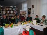 Šalikėliais papuošti rėmėjai Bronislavas Būdvytis ir Remigijus Kelneris.