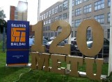 """""""Šilutės baldų"""" įmonei - 120 metų"""