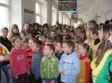 Žemė dieną Gardamo moksleiviai paminėjo nuotaikingais renginiais