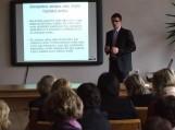 Šilutės rajono savivaldybės Visuomenės sveikatos biuro specialistas Justinas Virbickas