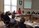 Šilutės rajono savivaldybės rinkimų komisijos Nr. 47 pirmininkė Jurgita Gurevičiūtė pristatė posėdžio darbotvarkę.