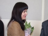 Naujoji administracijos direktorė Ida Vasiljevienė.