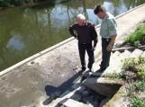 Šilutiškiai Šyšos upe naudojasi kaip fekalijų duobe