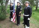 JAV karių pagerbimas
