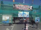 Tilžės gatvėje buvo atidaryta improvizuota Jaunimo gatvė