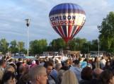 Kilo oro balionas