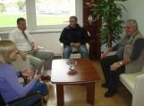 Šilutėje lankėsi Cittaducale savivaldybės meras Giovanni Falcone