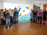 Tolerancijos diena Traksėdžių pagrindinėje mokykloje