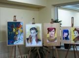 Abiturientės Ingridos Kiltinavičiūtės dailės darbų paroda