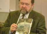 """Knygos  """"Mažosios Lietuvos etnografiniai kaimai"""" pristatymas pagėgiškiams"""
