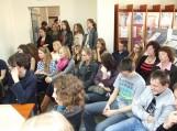 """Fridricho Bajoraičio viešojoje bibliotekoje vyko vieša diskusija pavadinimu """"Šilutė–Briuselis: 8 metai Europos Sąjungoje"""""""