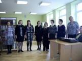 Renginį skambia daina pradėjo Bikavėnų vokalinis moterų ansamblis, vadovaujamas Gražinos Dirgėlienės