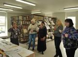 Viešnios iš Černiachovskio centralizuotos bibliotekų sistemos ir Šilutės r. savivaldybės F. Bajoraičio viešosios bibliotekos