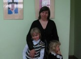 Motinos diena Gardame