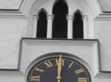 Šilutės evangelikų liuteronų bažnyčios laikrodis