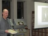 Monografijos apie  Jurgio Platerio biblioteką sutiktuvės