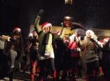 Kalėdinė dvasia atėjo ir į Šilutę