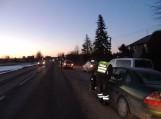 Pirmadienio rytą – sustiprinta eismo kontrolės priemonė Šilutės rajone