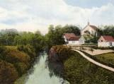Verdainės evangelikų liuteronų bažnyčia prieš 1914 m.