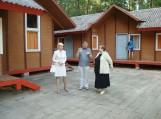 Merė domėjosi vaikų poilsiu stovykloje