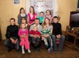 Jovitos ir Veinerio Mišinskų šeima. Nuotraukos Jono Girskio