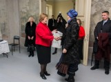 LR Seimo Pirmininkės dovana Šilutės muziejui