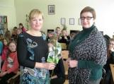 Poetė ir rašytoja Vilma Isevičiūtė – Grigonienė lankėsi Traksėdžiuose