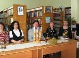 Nacionalinės bibliotekų savaitės renginys Traksėdžių bibliotekoje