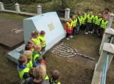 """Inkaklių UDC vaikai su mokytojais dalyvavo Tarptautinės komisijos inicijuotame Lietuvos žydų genocido aukų atminimo dienos paminėjime """"Atminties kelias"""""""