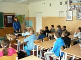 Buvę mokiniai padėjo rinktis profesijas