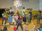 Mokiniai atsisveikino su Arklio metais