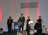 LR Kultūros ministras sveikina susirinkusiuosius