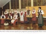 Nuotrauka iš dovanotos knygos