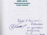 R. Varnienės Jansen ir D. Kauno autografai