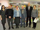 Pagėgių savivaldybės viešosios bibliotekos ir Gražinos Paliokienės nuotraukos
