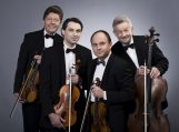 Čiurlionio kvartetas (Fotogr. Dmitrijus Matvejevas)