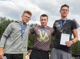 2020 07 24. Lietuvos lengvosios ateltikos jaunimo cempionatas Vilniuje. foto Aifredas Pliadis