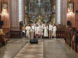 Šv. Jonų bažnyčios Gospel Choras vad. K. Žaldokaitė